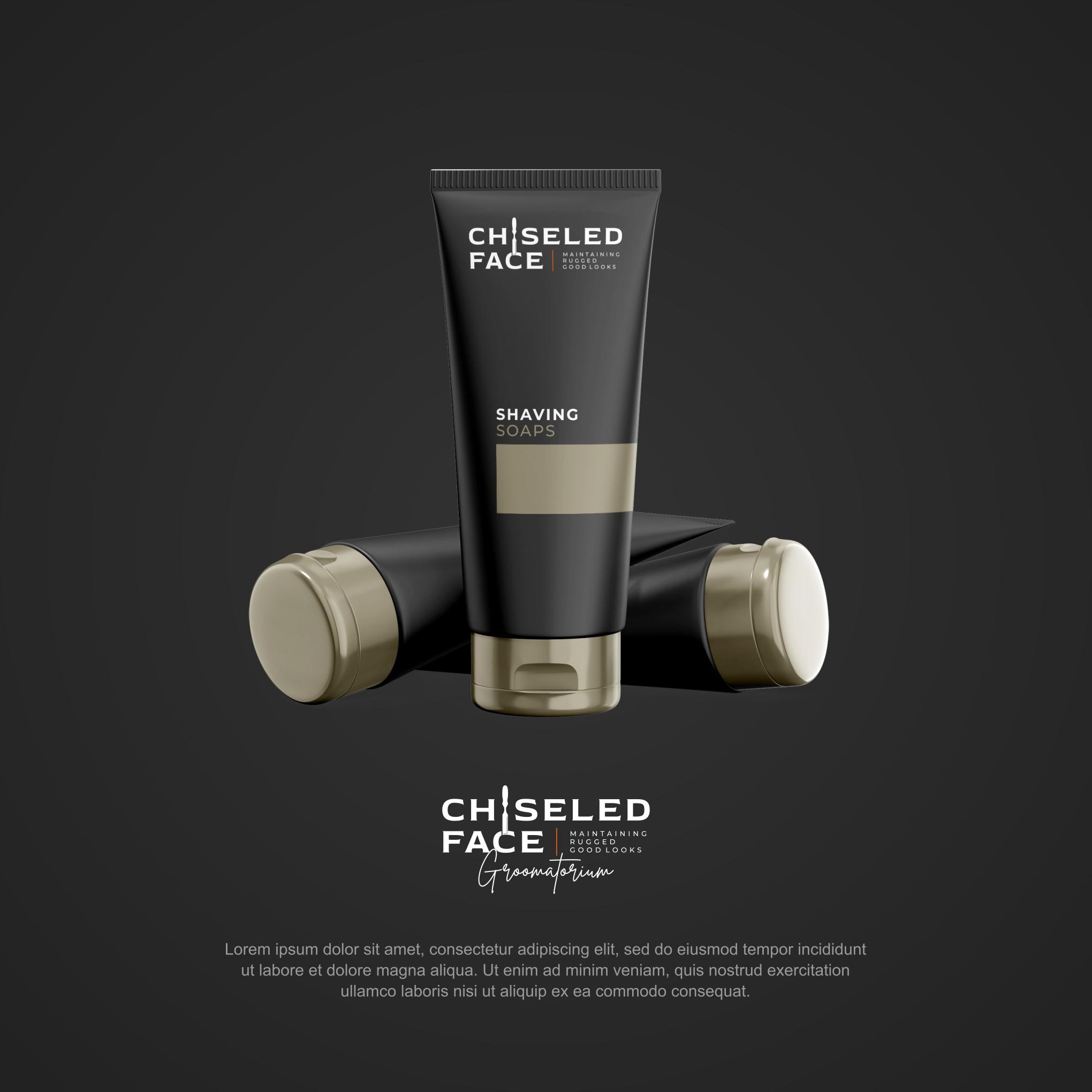 New logo needed for established Men's Grooming Brand