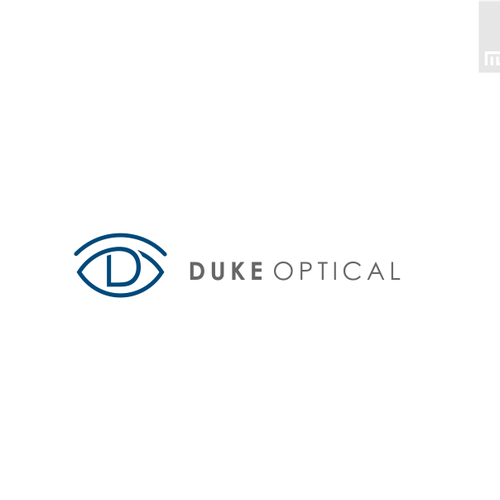 New logo wanted for DUKE OPTICAL
