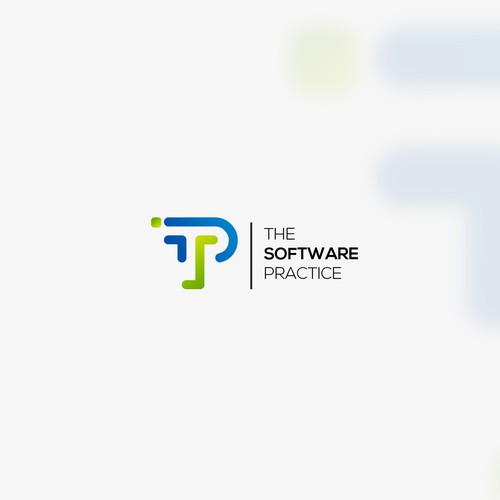 Logo for a highly technical software development firm