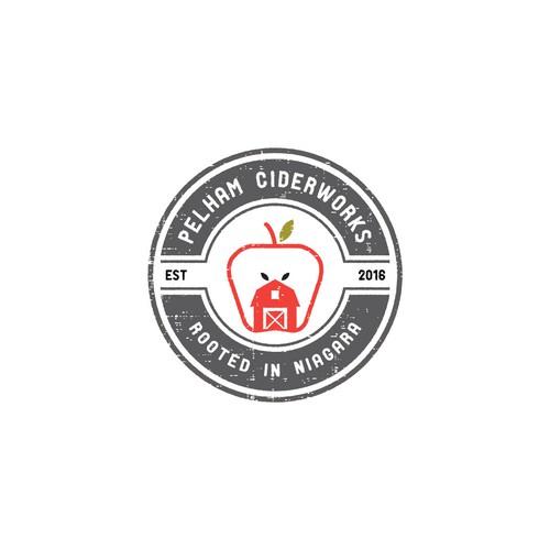 Logo design entry for Pelham Ciderworks