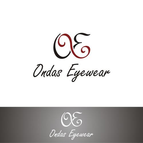 Create the logo for a premium eyewear brand