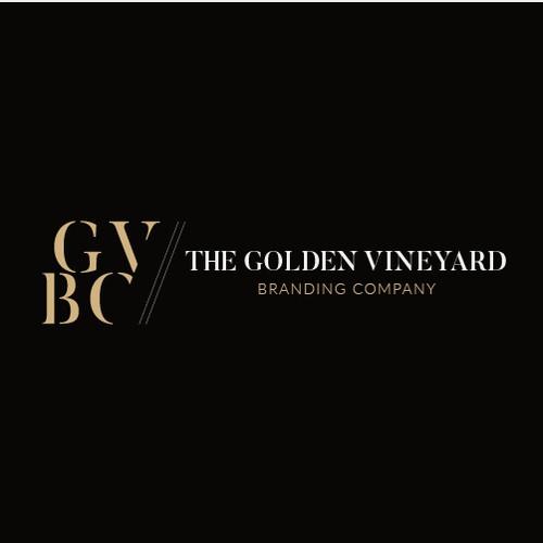 The Golden Vineyard | LOGO