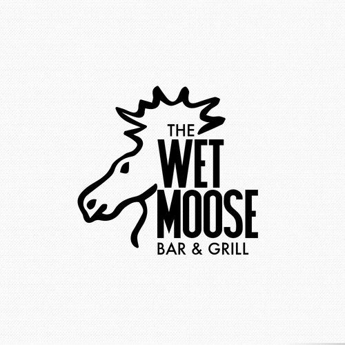 Logo concept for American bar & grill