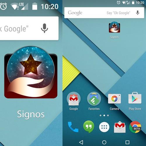 Signos App Logo Icon