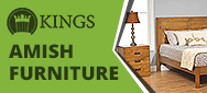 Kings Amish Furniture needs a Killer Banner Ad to Beat the Competition.