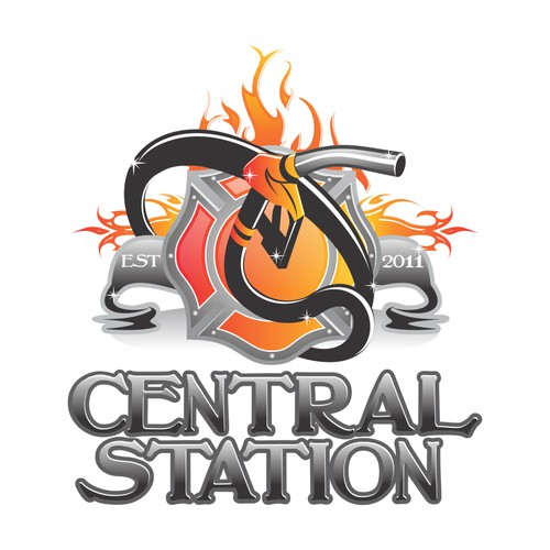 LOGO CENTRAL STATION