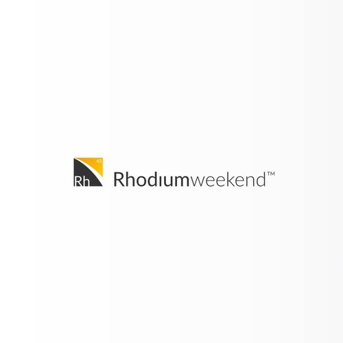 Logo for Rhodium weekend