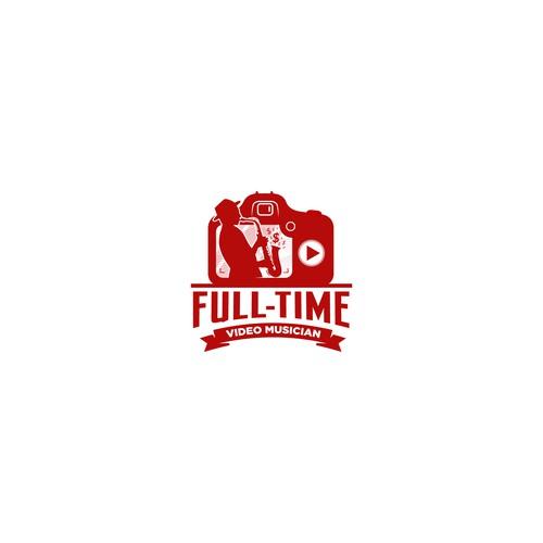 logo for online music portal