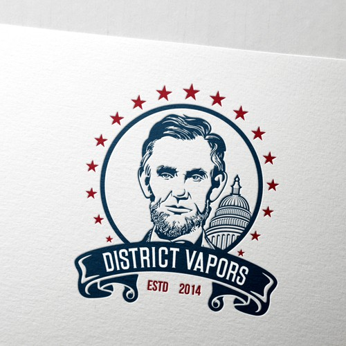 Trendy Washington DC Vaporizer & E-Liquid Store Logo