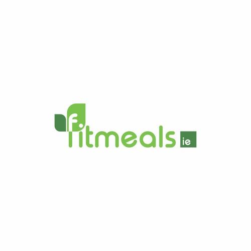 Fitmeals.ie Logo Design