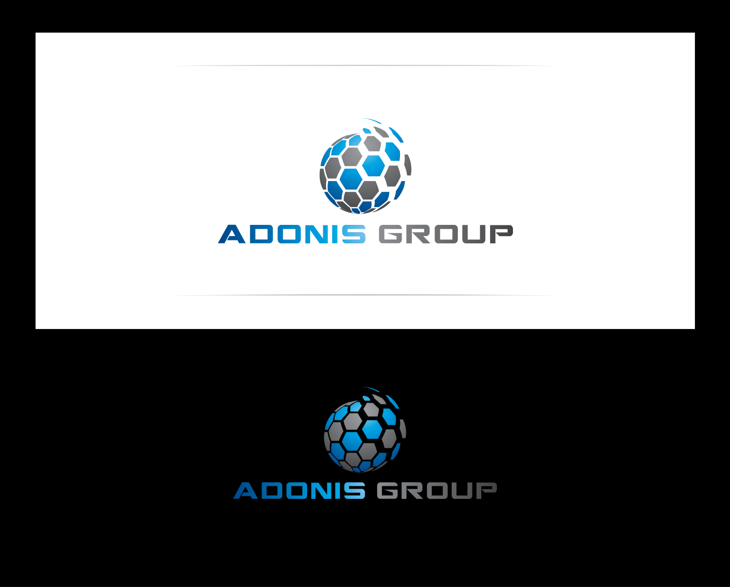 Create a logo for a nutritional management group
