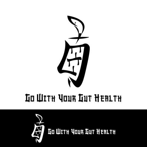 Create a striking, minimalist logo for a new, cutting edge health coaching company.