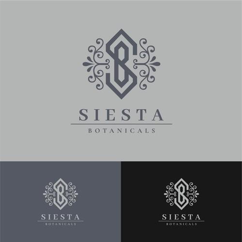 Siesta Botanicals - Logo Design