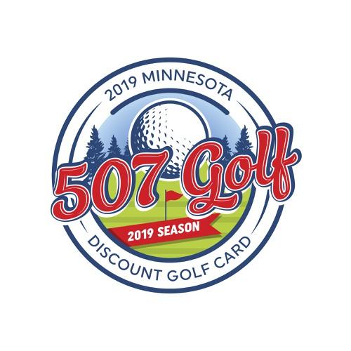 Logo Concept for Golf Event