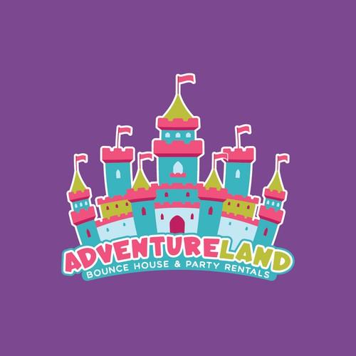 Adventureland Logo Design Concept