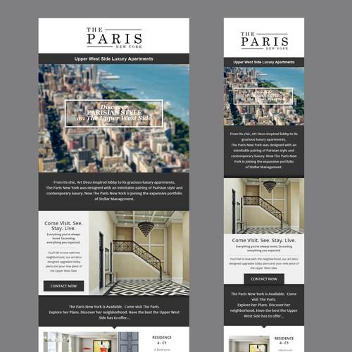 The Paris NewYork Email