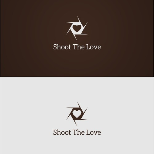 logo for Shoot The Love