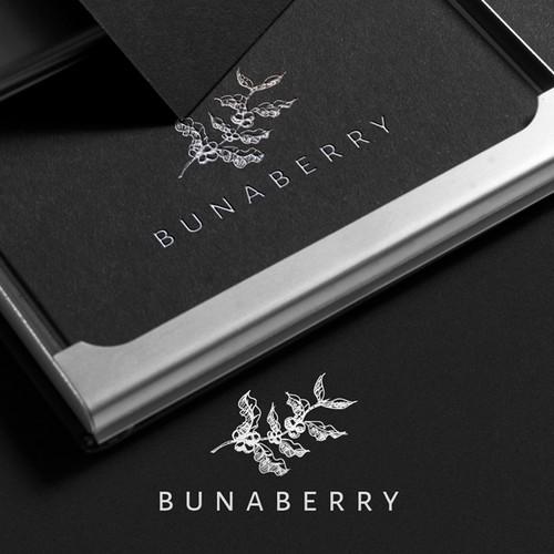 luxury logo for Bunaberry