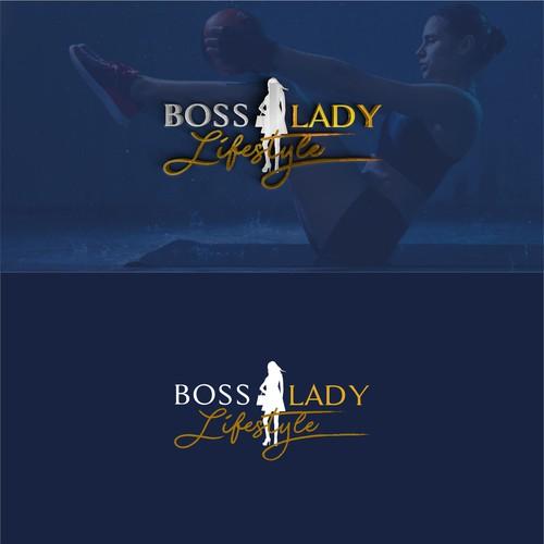 logo Boss Lady Lifestyle