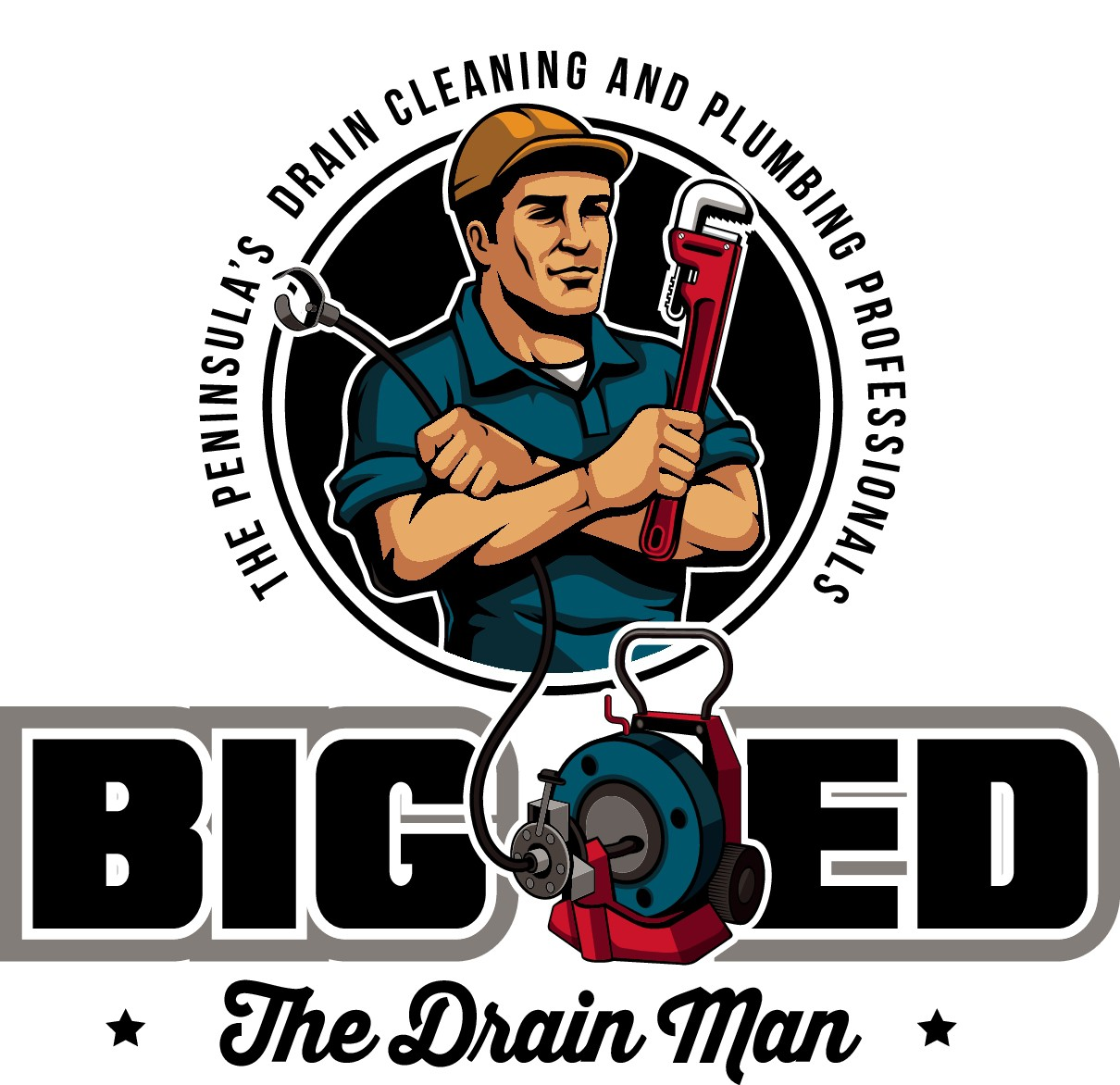 Big Ed The Drain Man