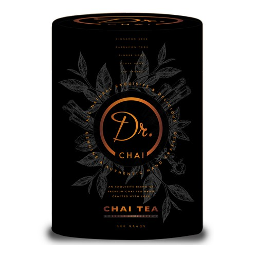 Chai Tea Packaging