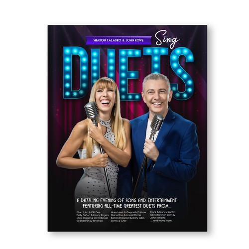 poster for duets