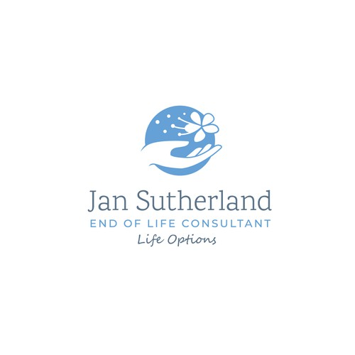 Logo for end of life consultant