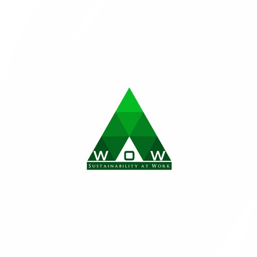 Clear Logo for Green Eco - Wow!