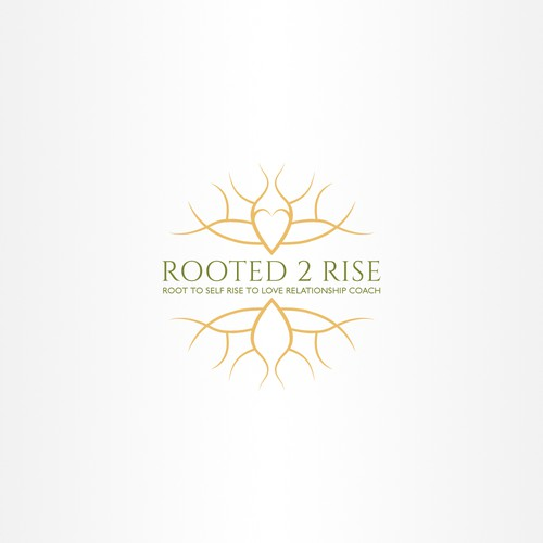 Rooted 2 Rise Logo