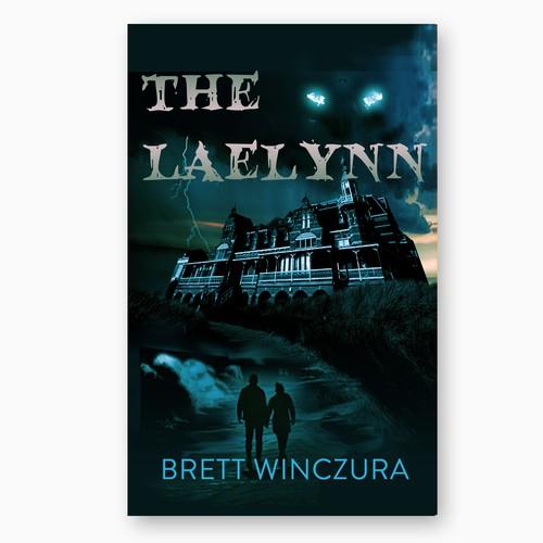 cover for horror  novel