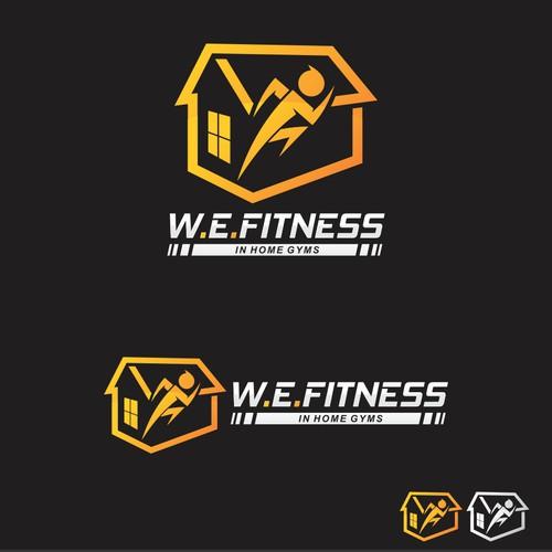 Logo for W.E.Fitness