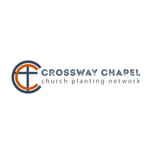 Strong logo for church network
