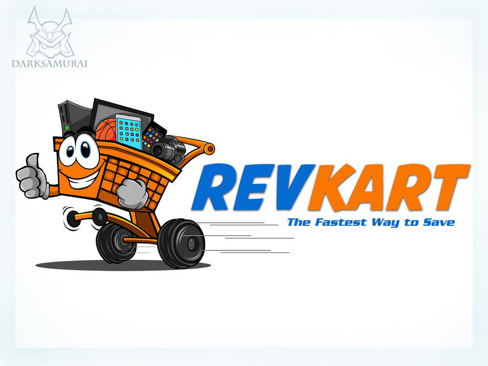 Create the next logo for The Kart