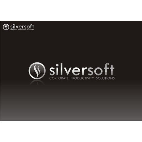 logo for silversoft