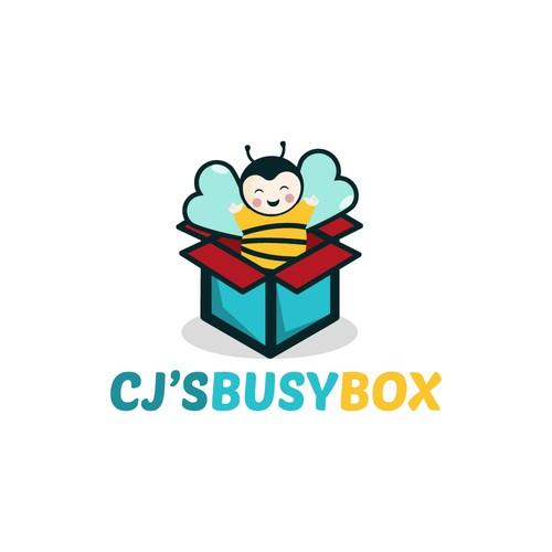 Cj's Busy Box