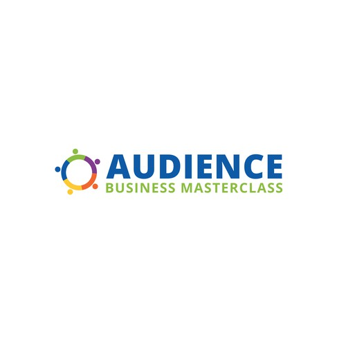Logo for Audience Business Masterclass