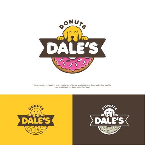 dale's donuts logo