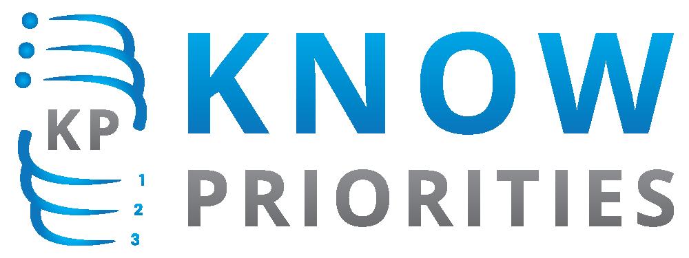 Know Priorities - Logo Design