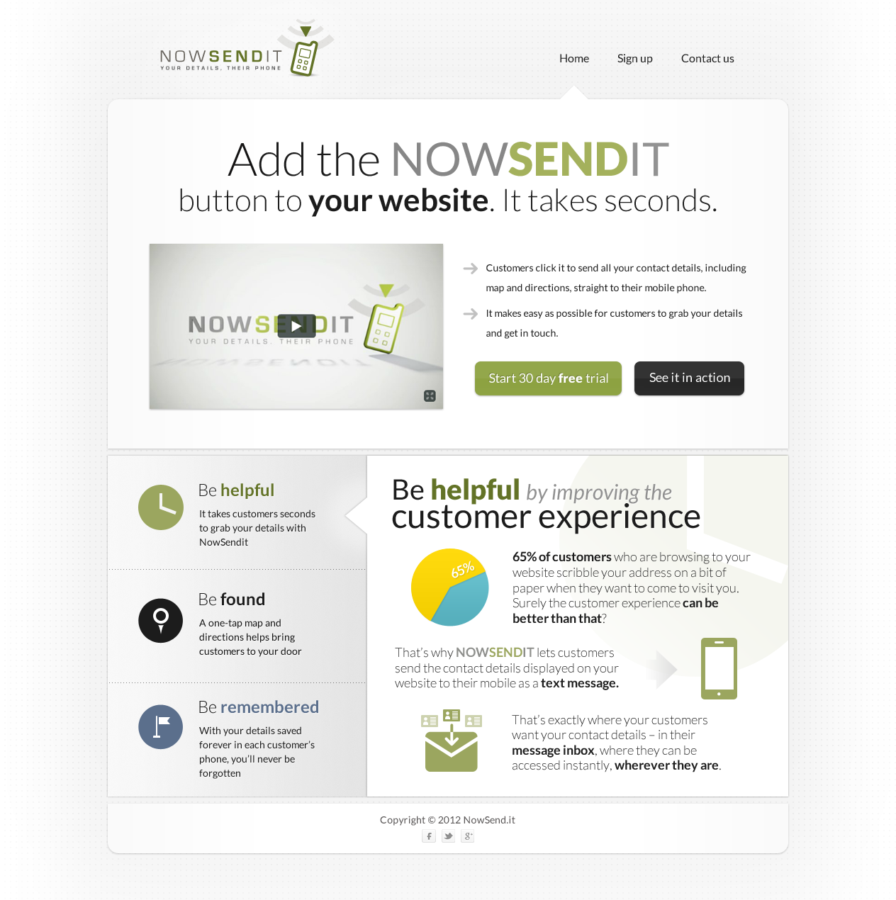 NEW DESIGN DIRECTION FOR WEB 2.0 SITE