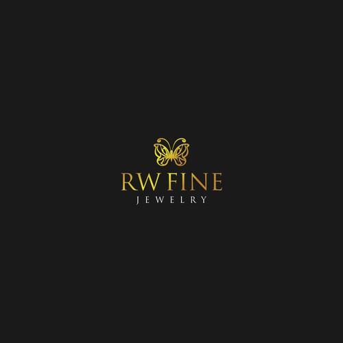 RW fine jewelry logo