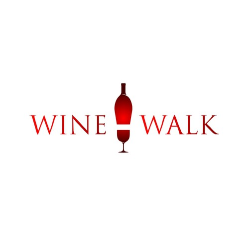 Wine Walk  needs a new logo