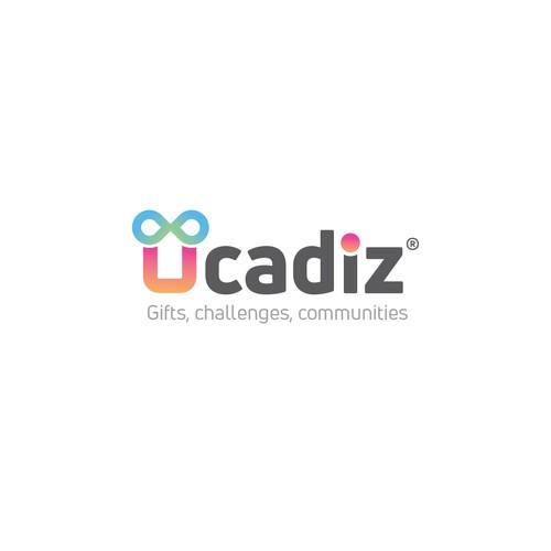 Modern logo for gifts website