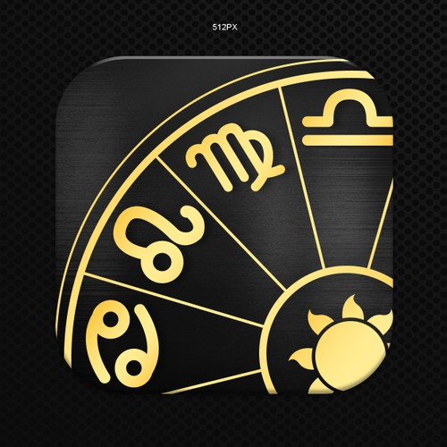 Android horoscope app icon