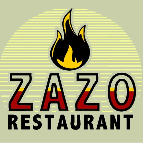 Zazo Restaurant needs a new logo