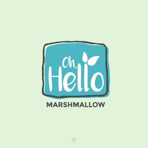 Artisanal Marshmallow Shop Logo
