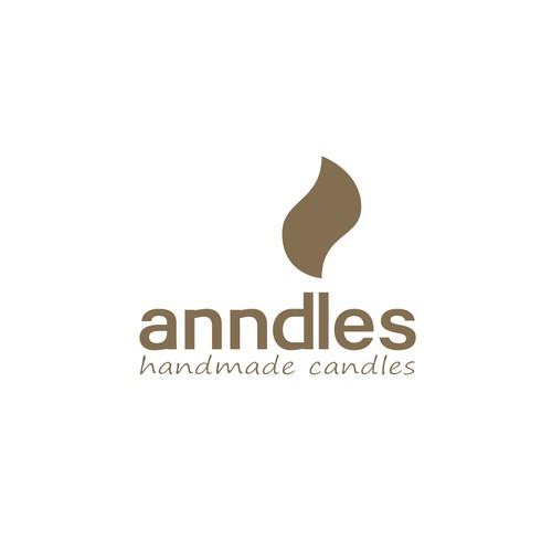 Anndles logo design