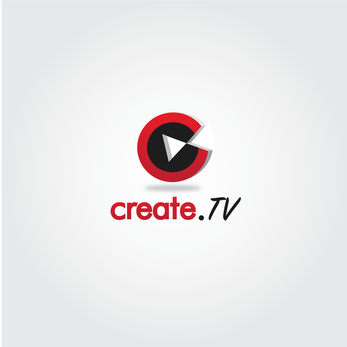 Create.tv is looking for a new logo. Over 100 million viewers per month
