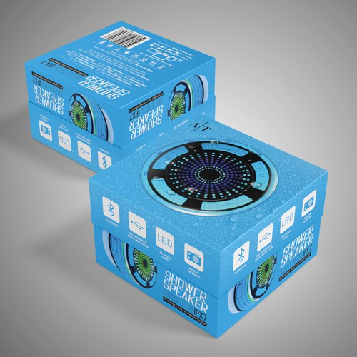 Packaging design for AutoTech