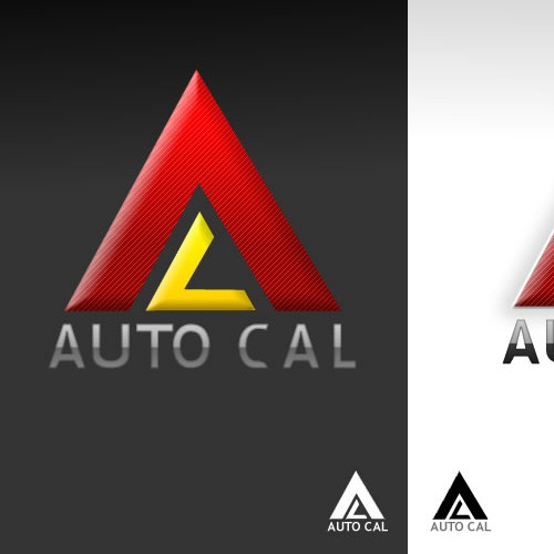 Logo design for Auto Cal product company
