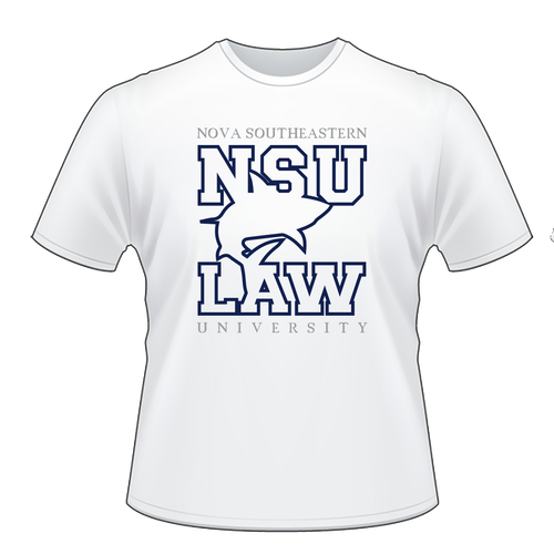 NSU LAW T-Shirt Graphic